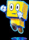 Artwork of a Brock species character from Mario & Luigi: Dream Team