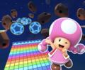 RMX Rainbow Road 1 from Mario Kart Tour