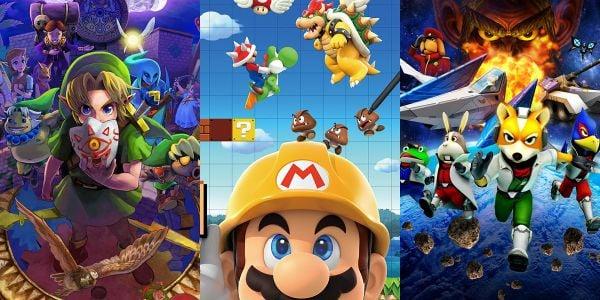 Banner for a spring break Play Nintendo opinion poll