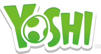 Yoshi series logo