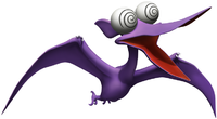 A Cractyl in Wario World.