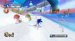 M&SATOWG Ski Cross Sonic screenshot.png