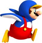 NSMBW Penguin Mario Artwork.png