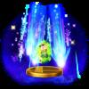 PK Starstorm trophy from Super Smash Bros. for Wii U
