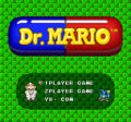 Tetris & Dr. Mario Title Screen for Dr. Mario.png