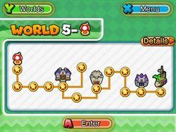 World 5 Map