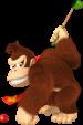 Donkey Kong artwork from Mario Golf: World Tour.
