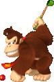 Donkey Kong Artwork - Mario Golf World Tour.png