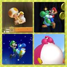 Preview for a Play Nintendo opinion poll on Yoshis from New Super Mario Bros. U Deluxe. Original filename: <tt>1x1_NSMBUDeluxe_poll3.a25bebd1.jpg</tt>