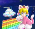 RMX Rainbow Road 2 from Mario Kart Tour