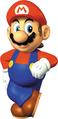 Mario Leaning Artwork - Super Mario 64.png