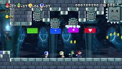 NSMBU Wendy's Shifting Castle Screenshot.jpg