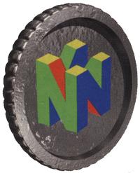 Artwork of the Nintendo Coin.