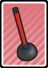 A Plunger Card in Paper Mario: Color Splash.