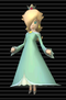 Rosalina from the character selection screen from Mario Kart Wii