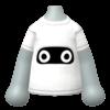 "The ""Staredown Shirt"" Mii top"