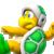 Hammer Bro icon in Super Mario Maker 2 (New Super Mario Bros. U style)