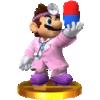 SSB4 Trophy Dr Mario (Alt).png