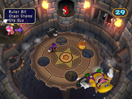 Wheel of Woe from Mario Party 7