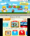 Cat Mario Show 3DS menu.png