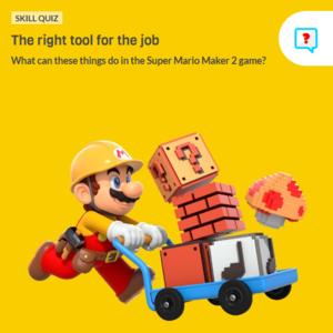 Icon for Super Mario Maker 2 Trivia Quiz