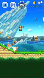 4-2 in Super Mario Run
