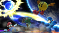 Challenge 104 from the eleventh row of Super Smash Bros. for Wii U