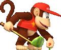 Diddy Kong Artwork - Mario Golf World Tour.png