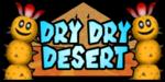 The logo for Dry Dry Desert, from Mario Kart Double Dash!!.