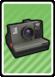 A Instant Camera Card in Paper Mario: Color Splash.