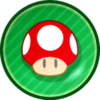 The Item Space from Super Mario Party
