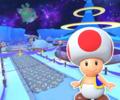 3DS Rosalina's Ice World from Mario Kart Tour