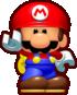 Mini Mario, from Mini Mario & Friends: amiibo Challenge
