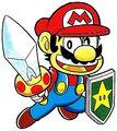 Mario and Kinoko Sword.jpg