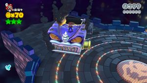 SM3DW Bowser-Castle Luigi.jpg