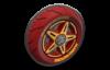 Crimson Slim tires from Mario Kart 8