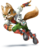 Fox McCloud's artwork from Super Smash Bros. for Nintendo 3DS / Wii U