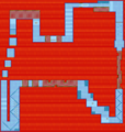 GBA Bowser Castle 3 map.png