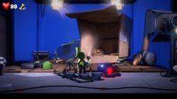 Studio 4: Micro Set from Luigi's Mansion 3