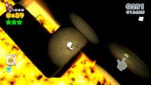 Luigi sighting found in Switchblack Ruins in Super Mario 3D World.