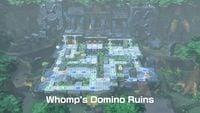 Whomp's Domino Ruins Board