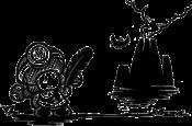 Illustration of Onward, Toadette! part in Episode 2 of Captain Toad: Treasure Tracker.