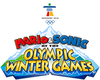 Logo of Mario & Sonic at the Olympic Winter Games