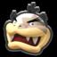 Morton's head icon in Mario Kart 8