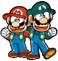 Mario Luigi SuperMarioKun 26.png
