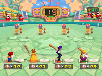 Dinger Derby from Mario Party 5