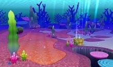 Cheep Cheep lagoon map