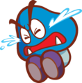 Sad Goomba - Super Princess Peach.png