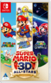 Super Mario 3D All-Stars South Africa boxart.png