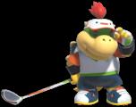 Artwork of Bowser Jr. in Mario Golf: Super Rush